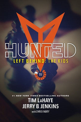 HUNTED, Left Behind: The Kids Collection #11