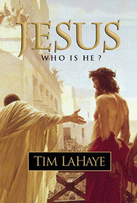 JESUS: WHO IS HE? (Hardcover)