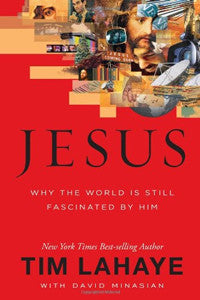 JESUS: Why the World Is Still Fascinated by Him (Hardcover)