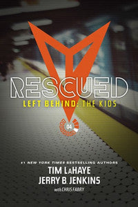 RESCUED, Left Behind: The Kids Collection #4