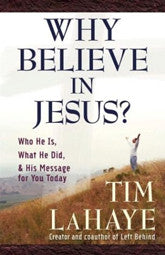 WHY BELIEVE IN JESUS? (Hardcover)