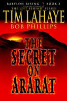 THE SECRET ON ARARAT, VOL. 2 (Hardcover)
