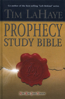 Tim LaHaye Prophecy Study Bible