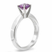 14K Amethyst Ring - Fashion Strada