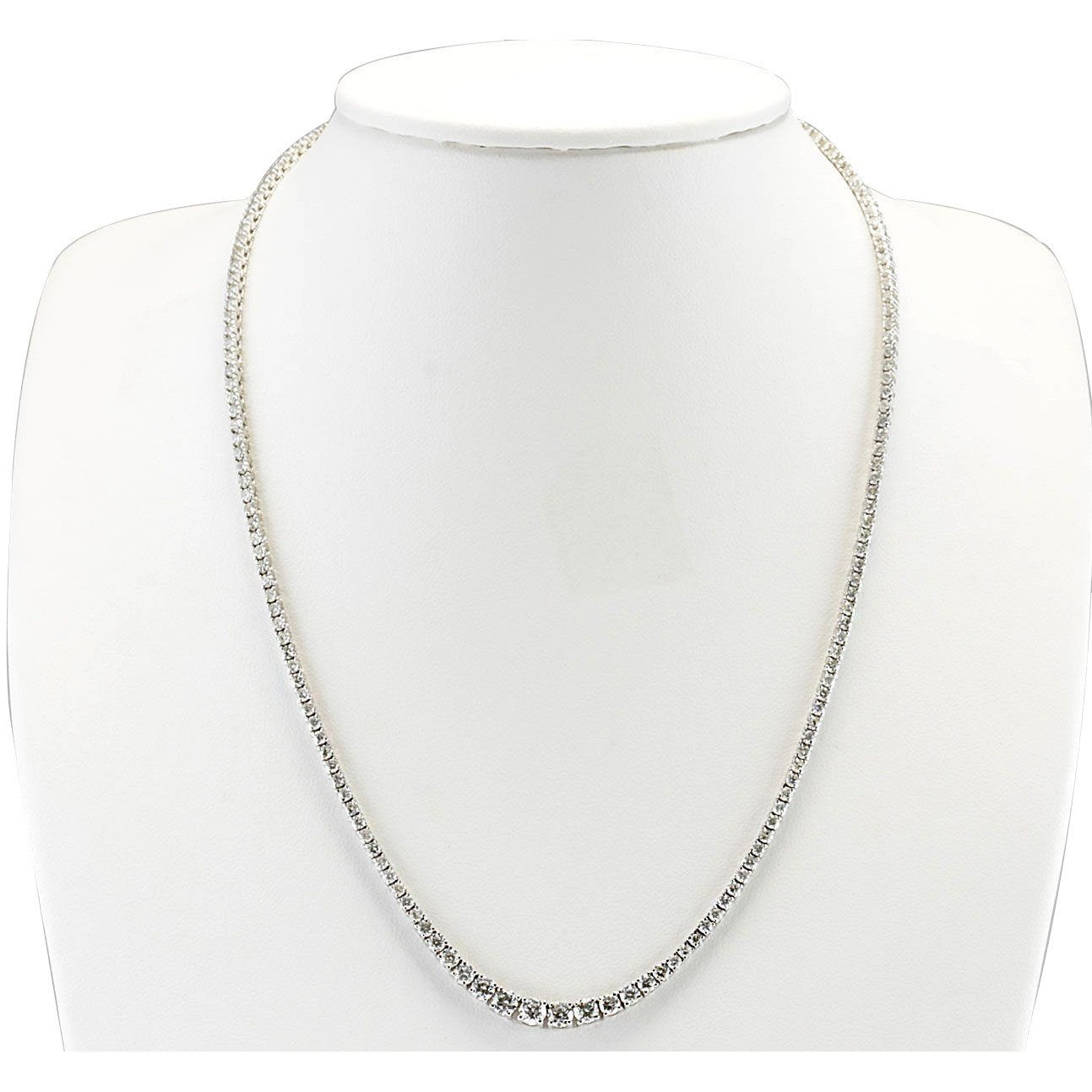 sets vvs diamond necklace
