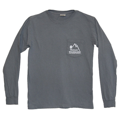 Long-Sleeve T-Shirt - Granite