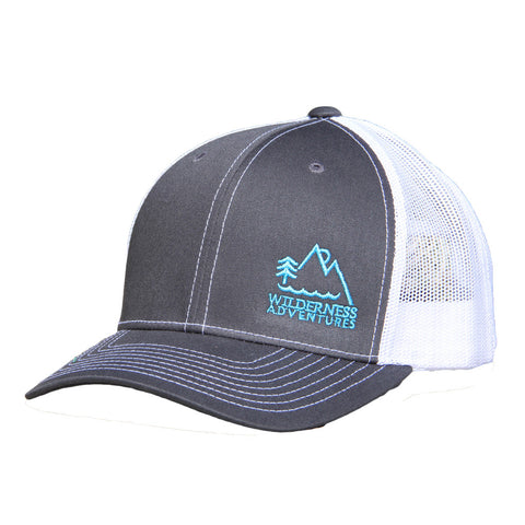 WA Trucker Hat - Grey