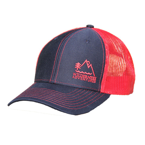 WA Trucker Hat - Navy