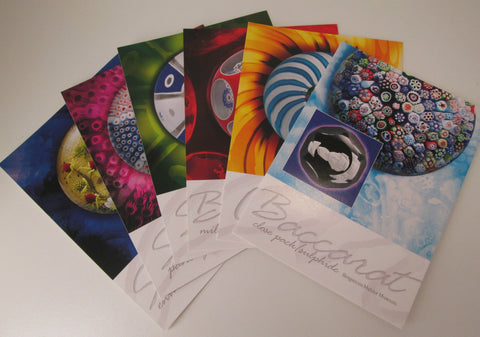 Boxed Set of 12 Paperweight Note Cards