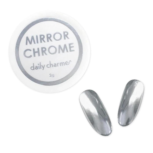 Mirror Nail Chrome Magic Powder