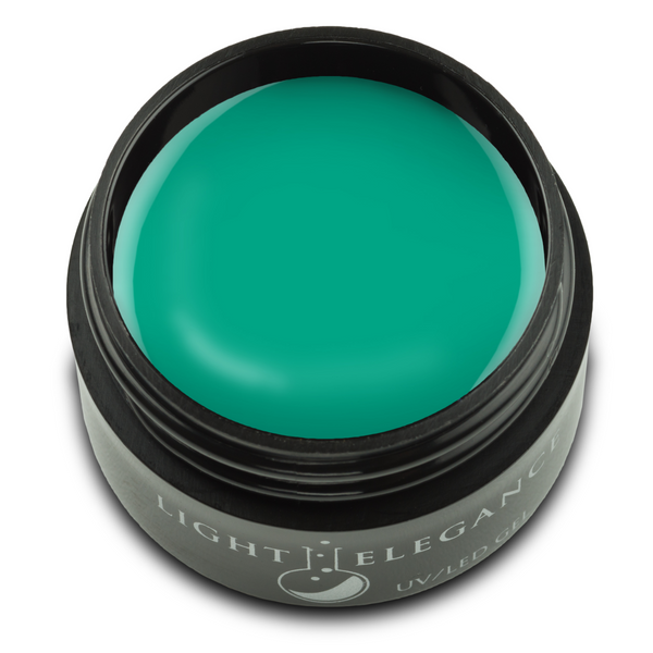Night Terror Teal Color Gel by Light Elegance