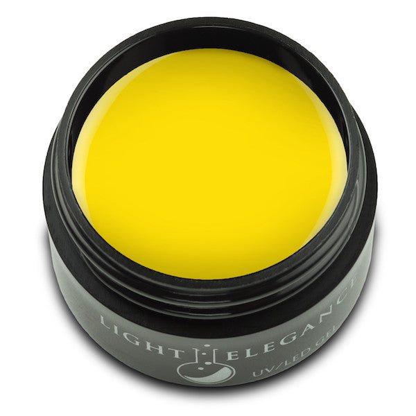 Yellow jacket UV/LED Colour Gel Light Elegance
