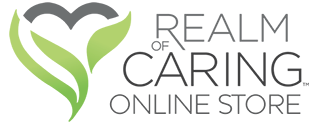 Find us on the Realm Of Caring Online Store!