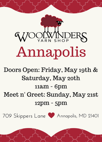 Annapolis soft opening information