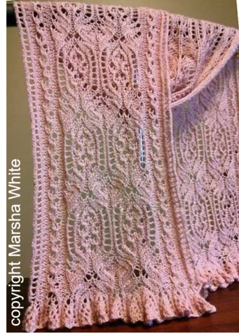 More Information About Gayle Roehm Lace Class Woolwinders Yarn Shop