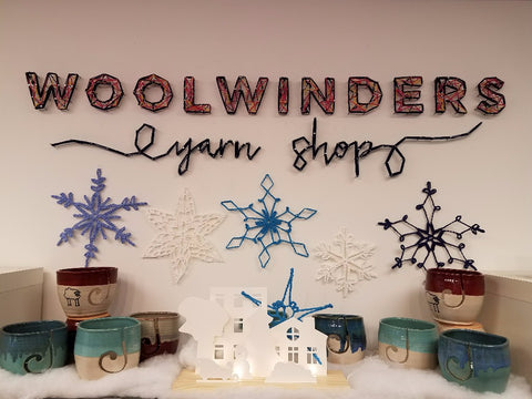 WoolWinders Wall Art