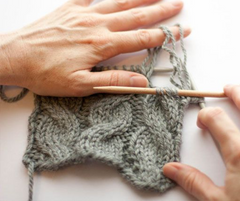 Fixing Knitting Mistakes II - Rockville