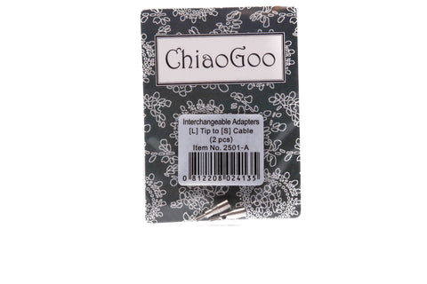 Chiaogoo Adapter Large to Small