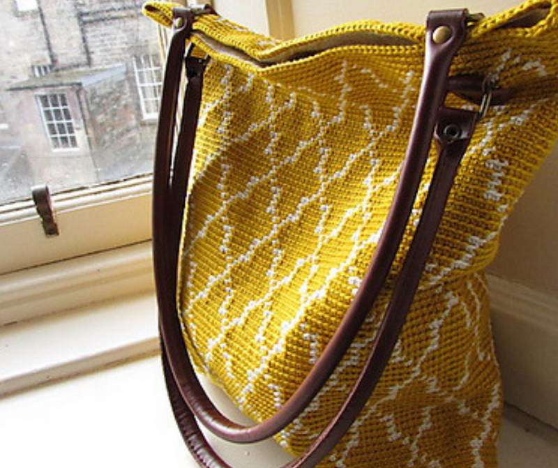 Crochet Tote Rockville March 2019