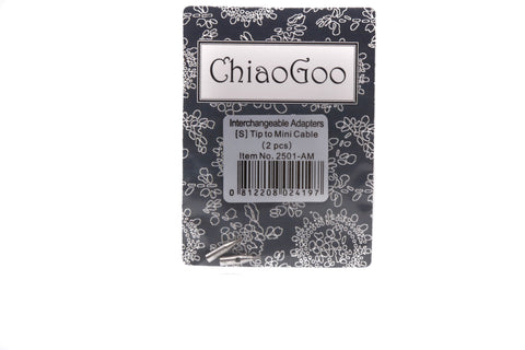 Chiaogoo Adapter Small to Mini