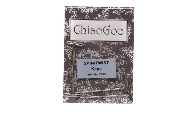 Chiaogoo Tightening Keys - Large/Small