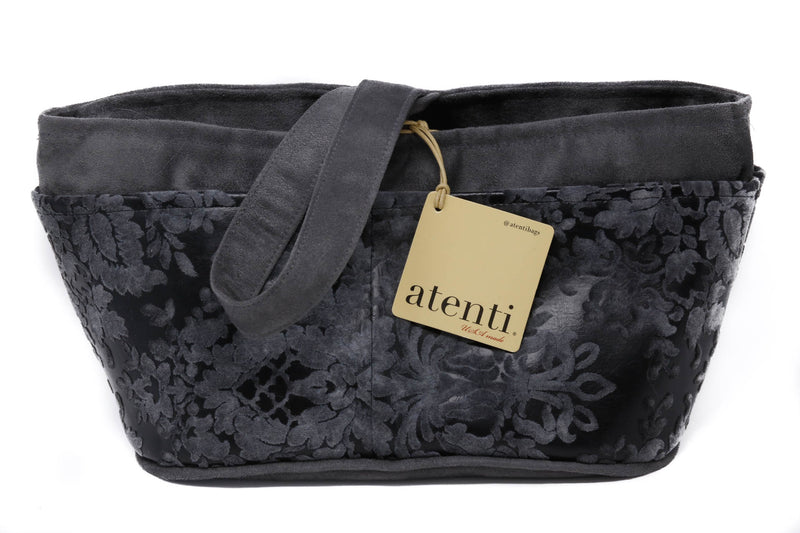 Atenti Caddy Charcoal
