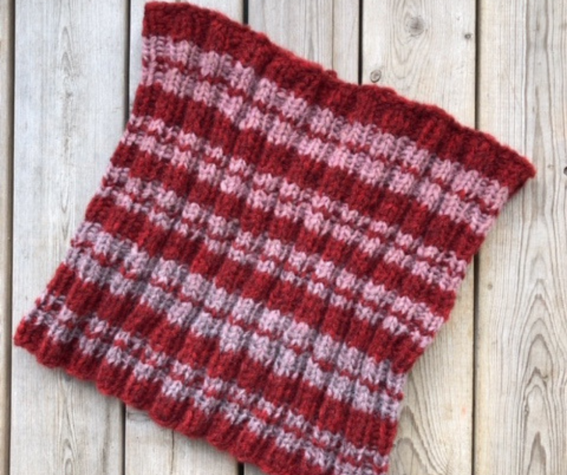 New Nordic - Knitting and Purling the Norwegian Way – Ergonomic Knitting
