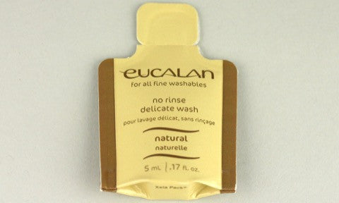Eucalan Sample