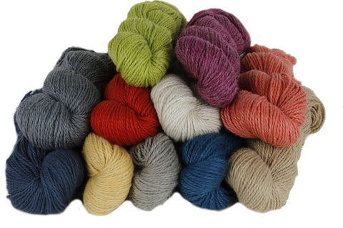 Fibre Company Luma - Our Metro DC Yarn Crawl Feature Yarn