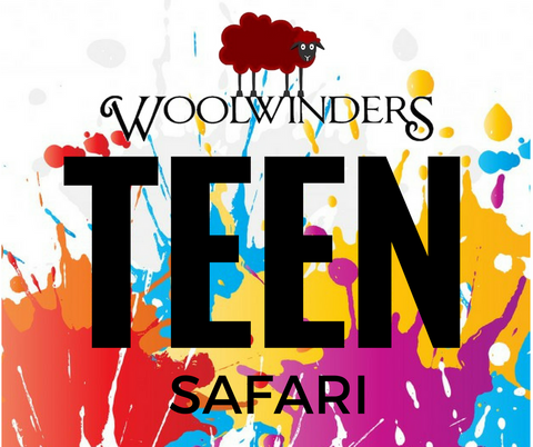 Teen Safari March 2017
