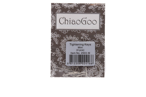 Chiaogoo Tightening Keys - Mini