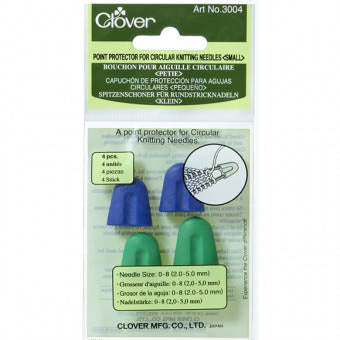 Clover Point Protector for Circular Needles (Small)