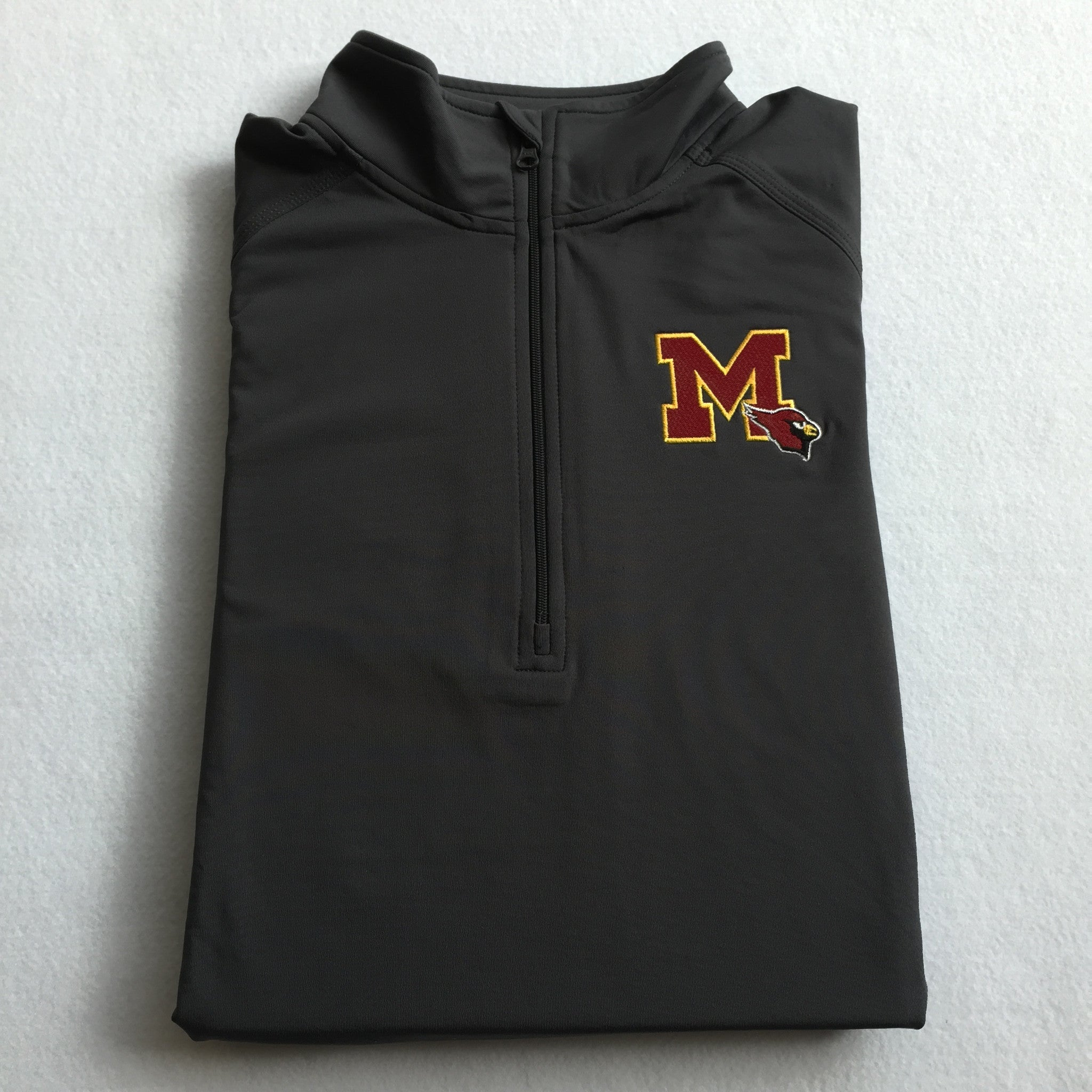 Uniform Half Zip Pull Over