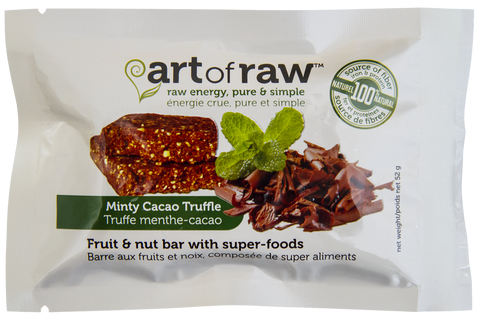 Minty Cacao Truffle - Case of 12 bars