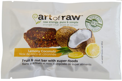 Lemony Coconutz - Case of 12 bars