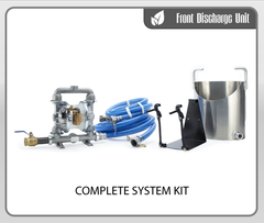 Chute Wash Systems
