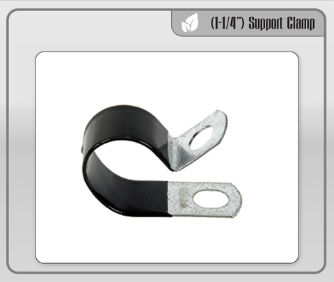 "(1-1/4"") Support Clamp"