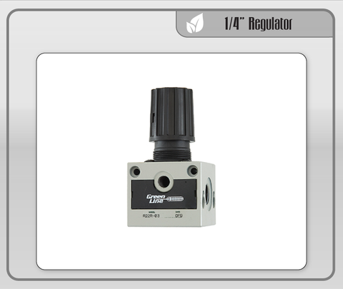 "1/4"" Regulator"
