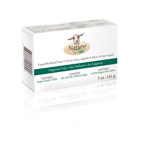 Fragrance Free Pure Vegetal Oil Base Soap 5 oz