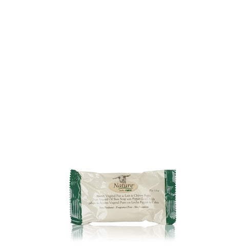Fragrance Free Pure Vegetal Oil Base Soap 1.3 oz