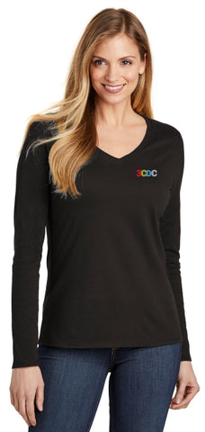 3CDC Women's Long Sleeve Tee Shirt