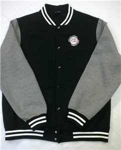 Fleece Letterman Jacket - Mens or Ladies Styles