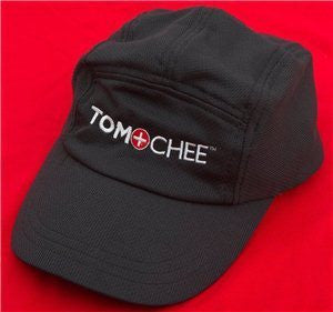 Tom + Chee Black Race Hat