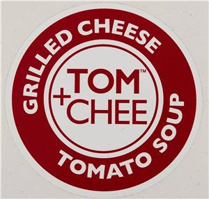 Tom + Chee Stickers
