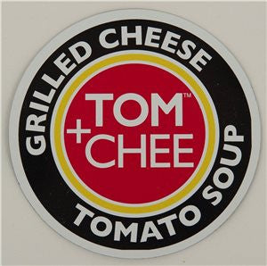 Tom + Chee Full Color Magnets