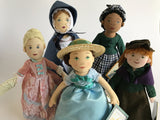 MerryMakers Custom Historical Dolls