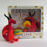 MerryMakers Dragon Loves Tacos Custom Gift Box Set