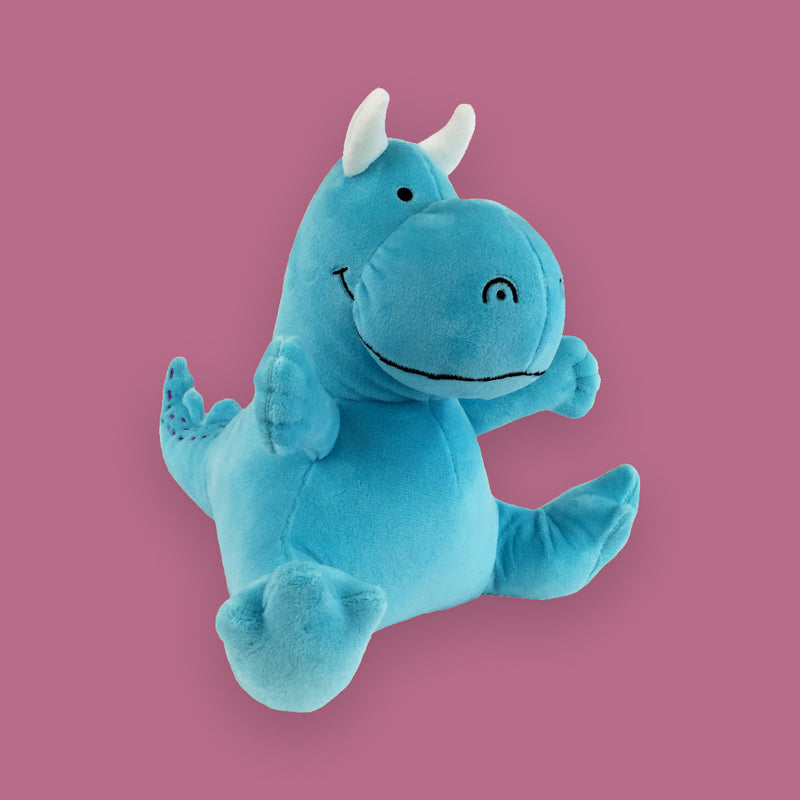"MerryMakers 10"" Dragon Doll, based on the book series by Dav Pilkey"