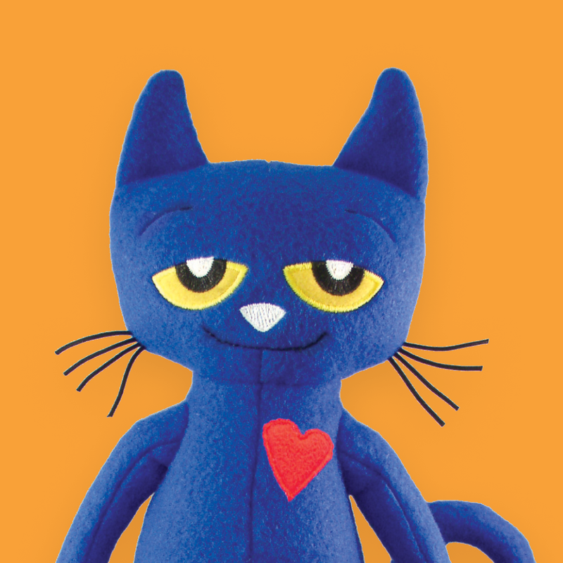 Pete the Cat Giant Doll