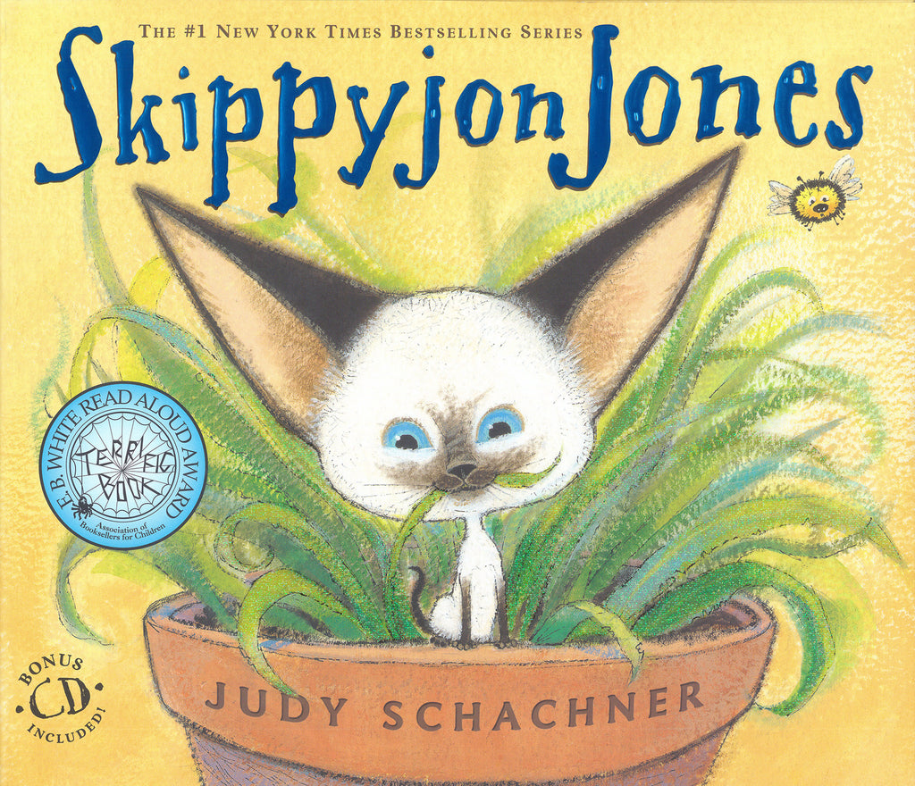 "MerryMakers 8"" Skippyjon Jones Doll and Book Set, based on the book by Judy Schachner"